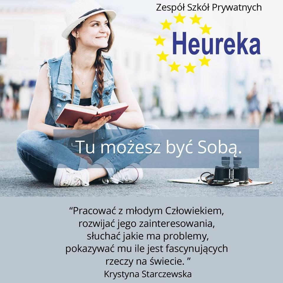Heureka - Zespół Szkół Prywatnych w Pabianicach
