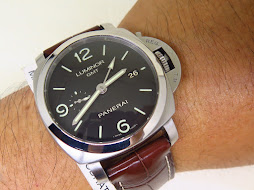 PANERAI PAM 320 LUMINOR GMT 1950 Case