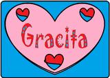 Da amiga Gracita