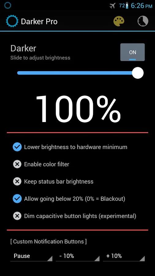 Darker Pro v2.0.3
