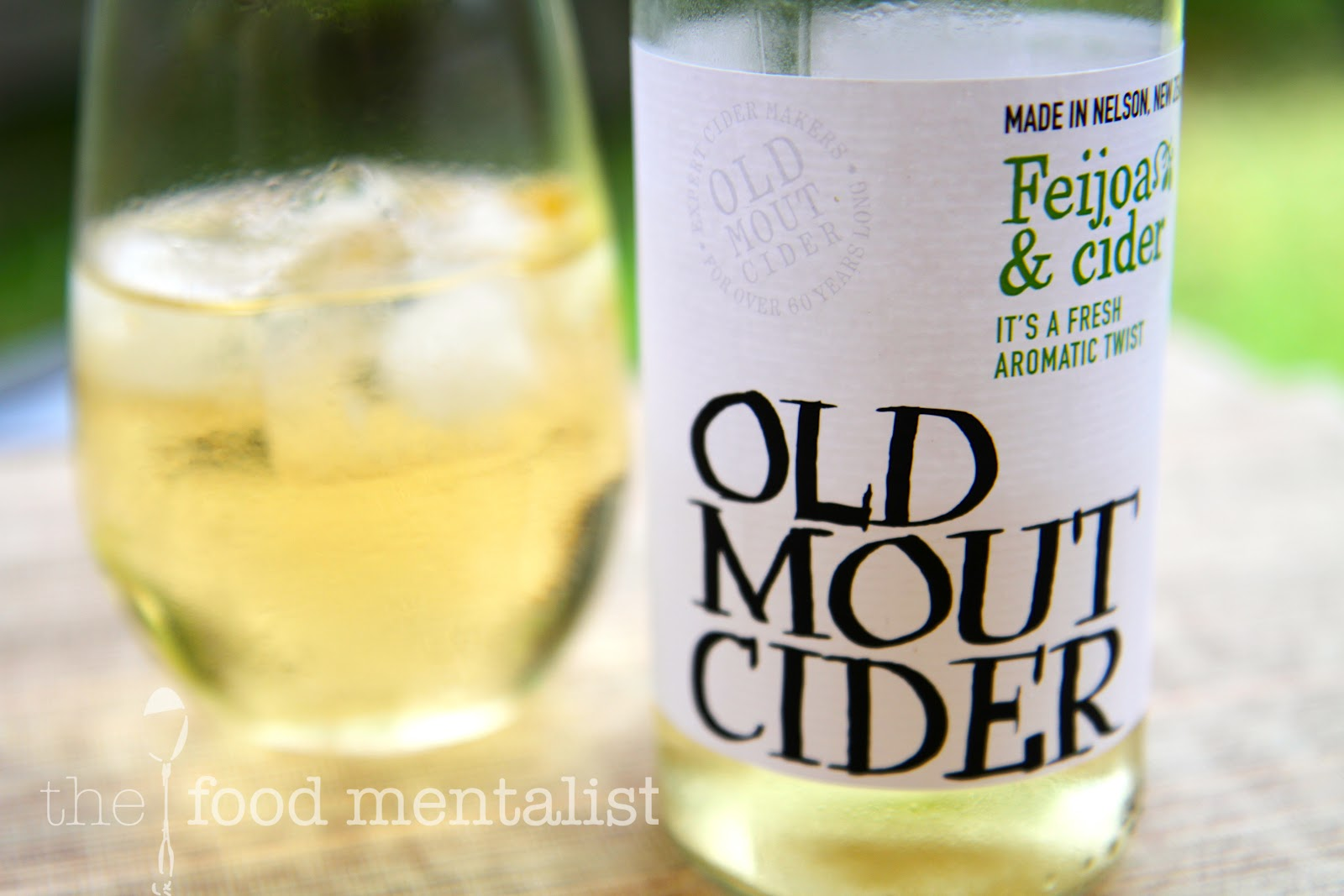 how to make feijoa cider