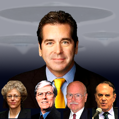 Journalist, Miles O'Brien To Moderate UFO Panel at American University