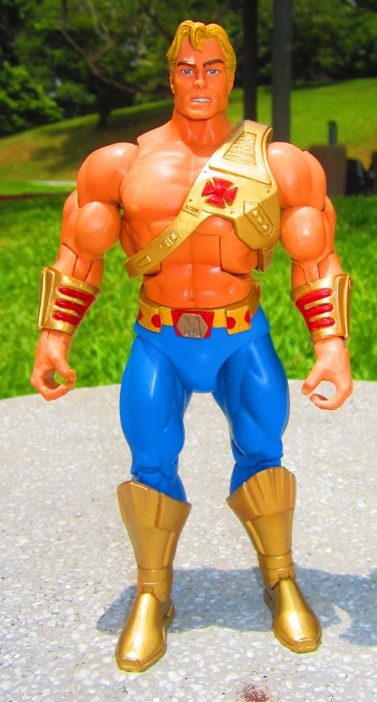 Heman Action Figure: Transformers And Other: MOTU Classics He-man Galactic