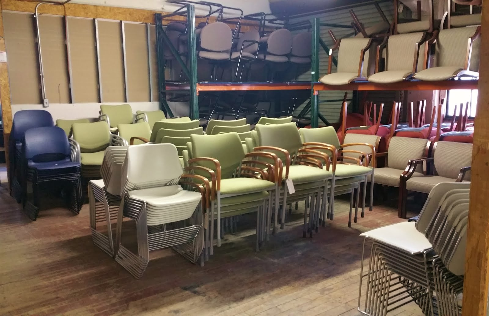 1,000's Of Chairs ALWAYS AVAILABLE !