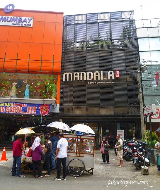 Restaurante Mandala Baru en Yakarta