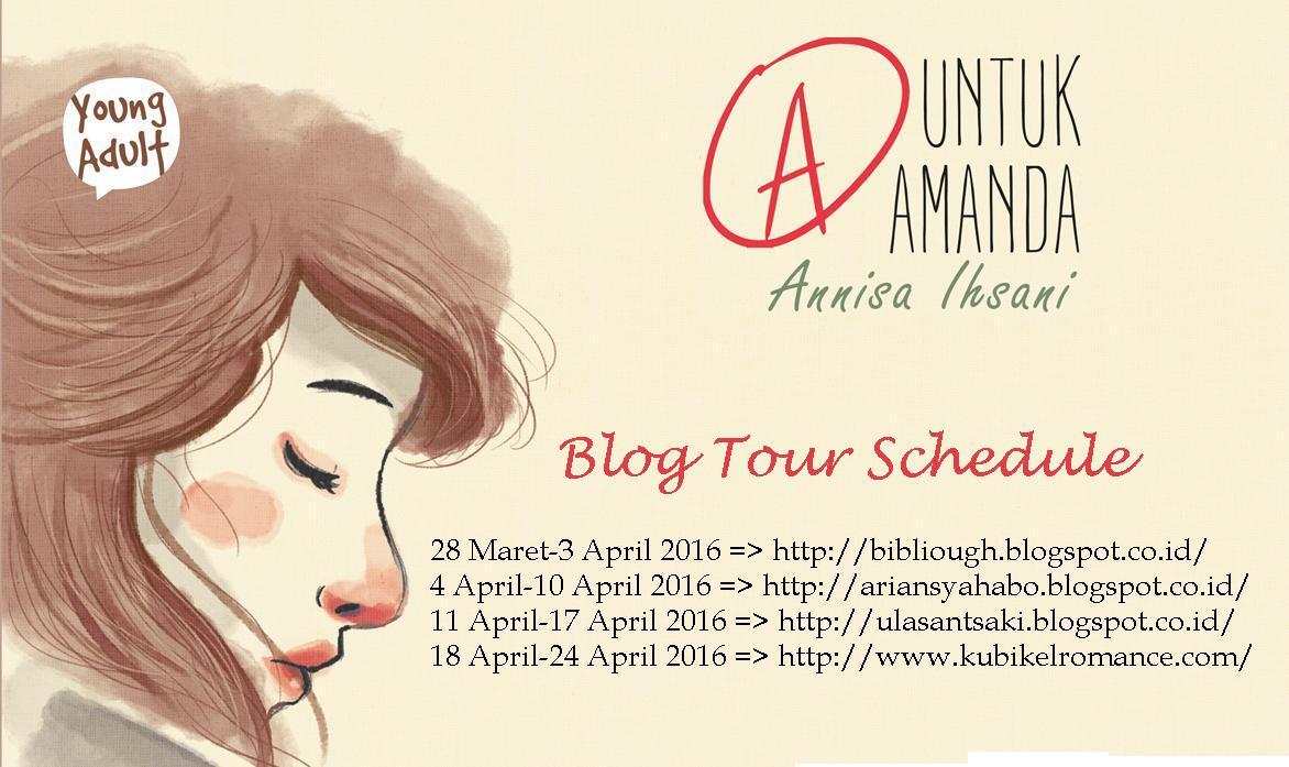 "Blog Tour ""A untuk Amanda"""