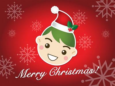 Kartu Ucapan Selamat Hari Natal 2017 » DUNIA REMAJA 2017