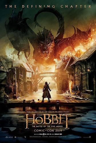 El Hobbit 3  DVDRip [Latino]