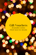 Gift vouchers available online!