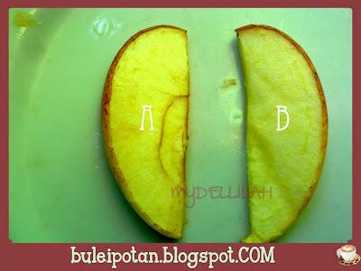 Serum Vit C Pada Apel