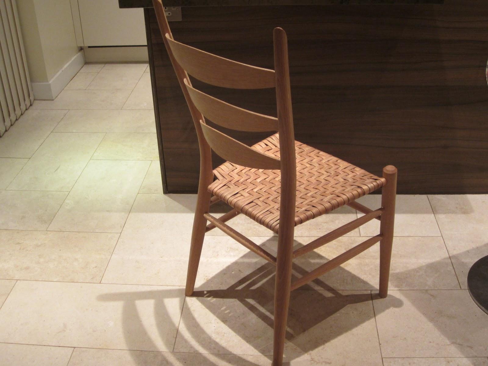 David Barron Furniture Brian Boggs Chair