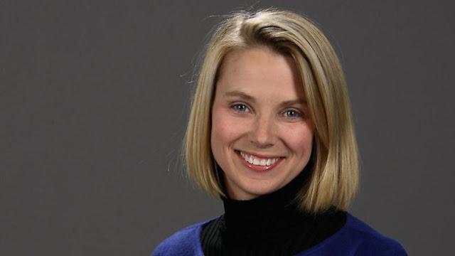 CEO do Yahoo, Marissa Mayer está grávida de gêmeas