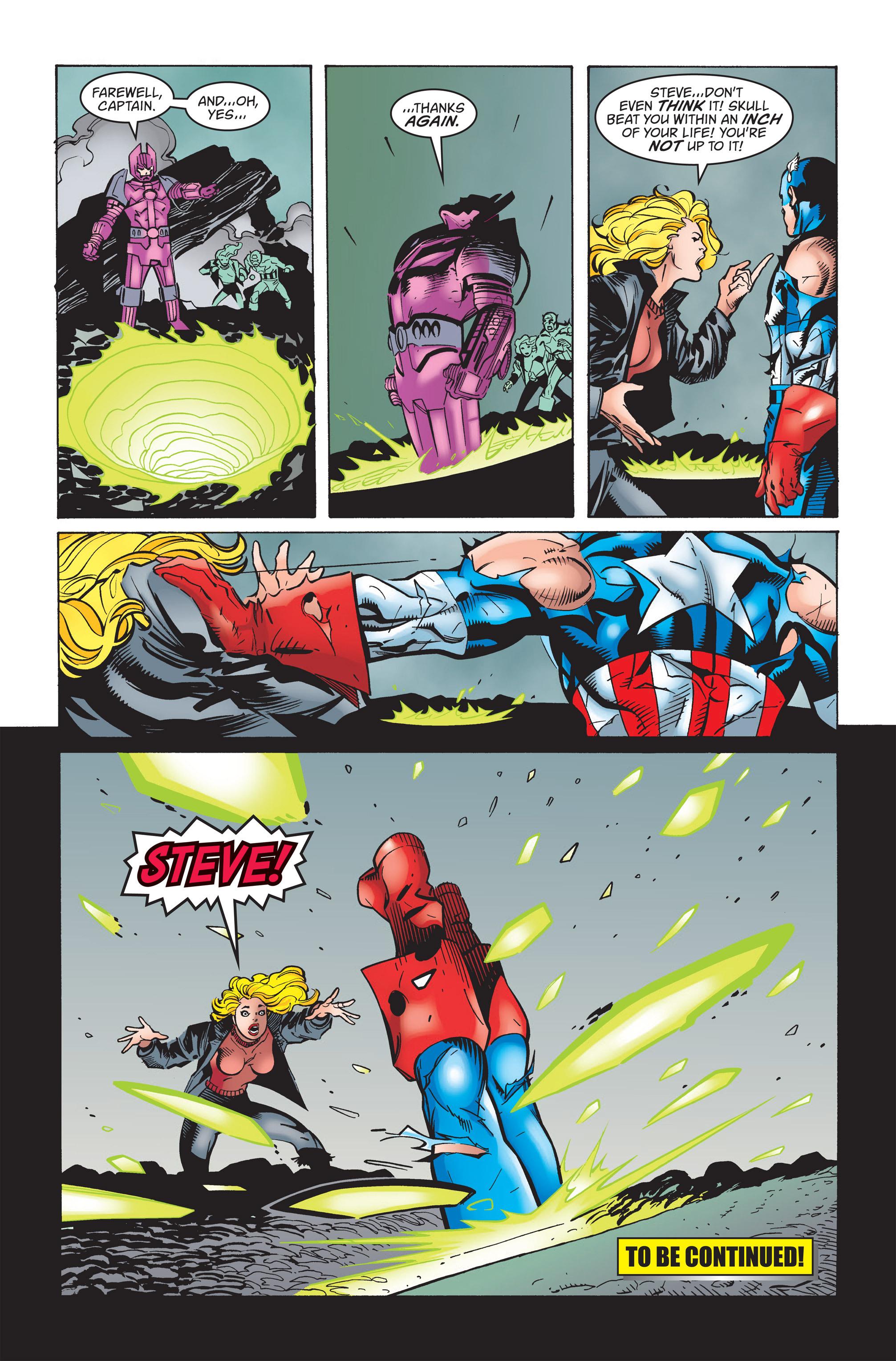 Captain America (1998) Issue #17 #23 - English 18