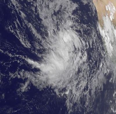Potentieller Tropischer Sturm JOSE südwestlich der Kapverdischen Inseln, Jose, aktuell, 2011, Atlantik, Hurrikansaison 2011,