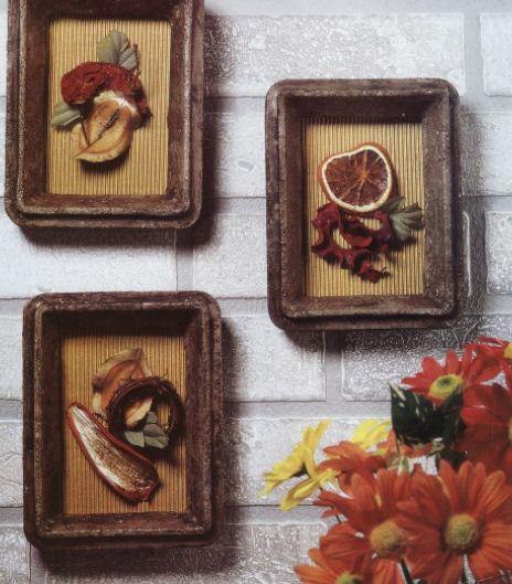 Como hacer cuadros decorativos para el hogar - Manualidades faciles cuadros ...