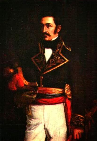 José Félix Ribas by Martín Tovar y Tovar, 1861