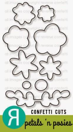 Petals 'N Posies Confetti Cuts