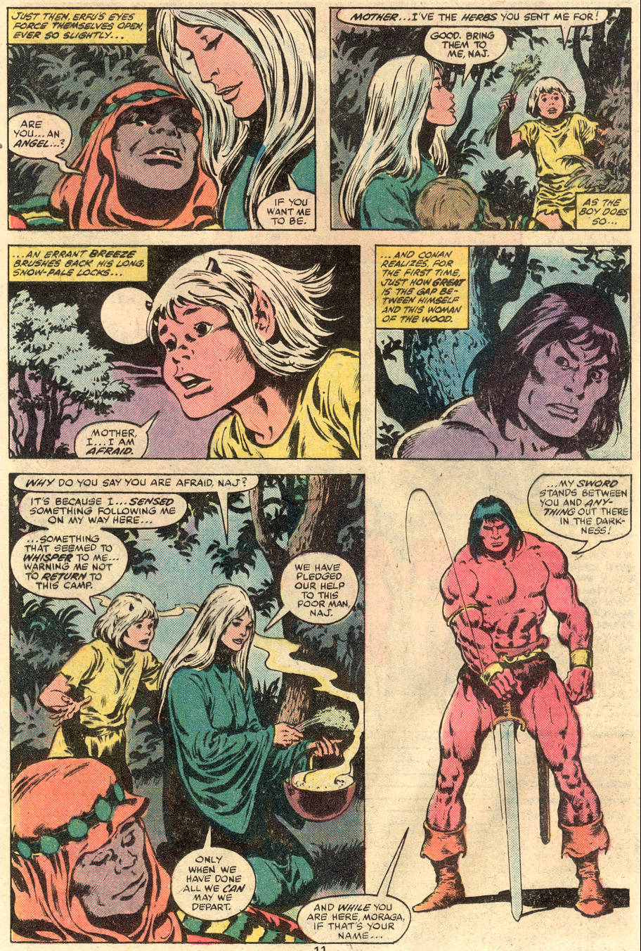 Conan the Barbarian (1970) Issue #113 #125 - English 8