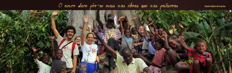 Grão, São Tomé e Príncipe, Missão, voluntariado, Irmãs Franciscanas Missionárias de Nossa Senhora