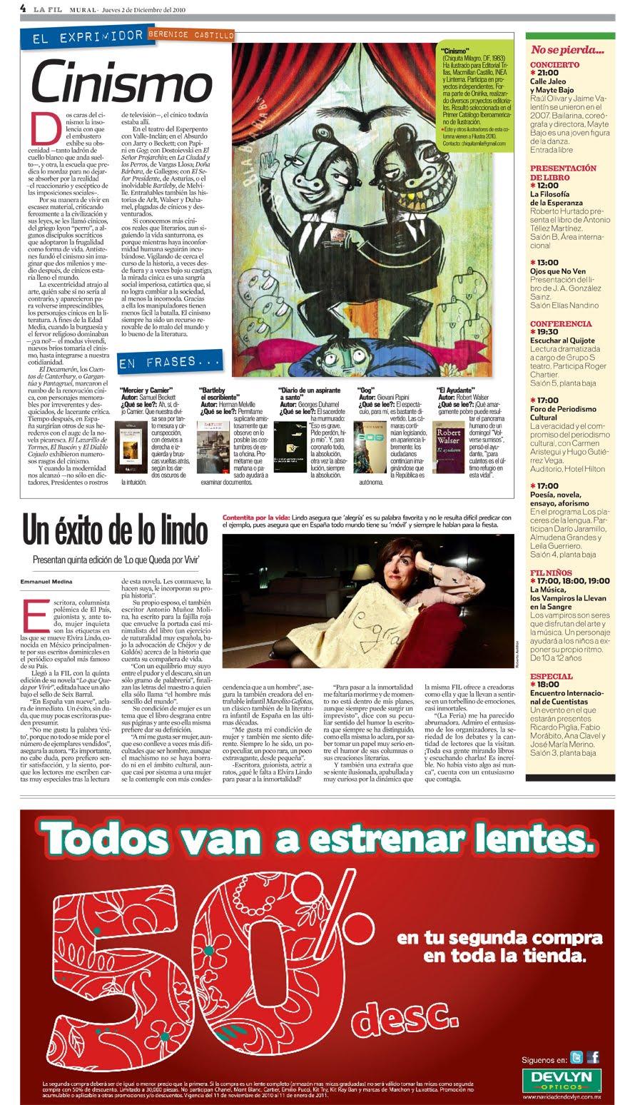 Chiquita milagro el mural de guadalajara for El mural guadalajara avisos de ocasion