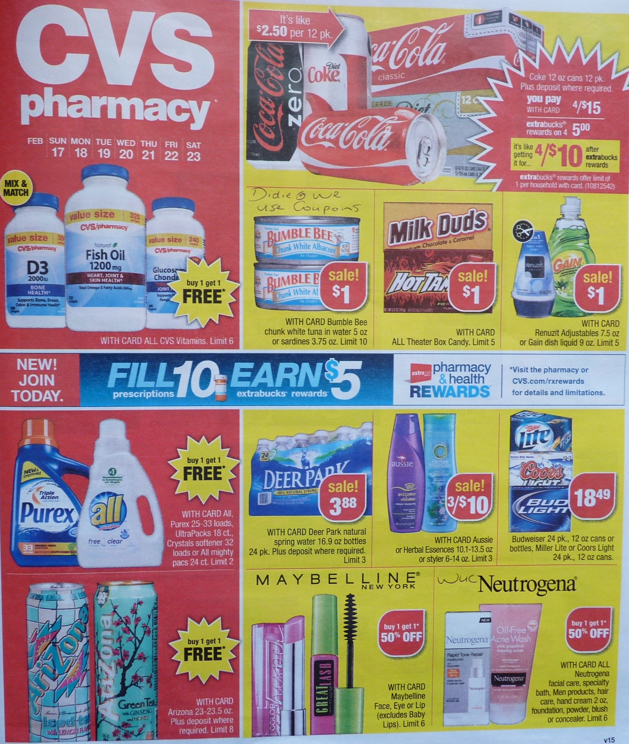Weeklyad and Offers
