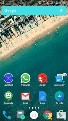 Launcher X 4.4.9 APK for Android terbaru
