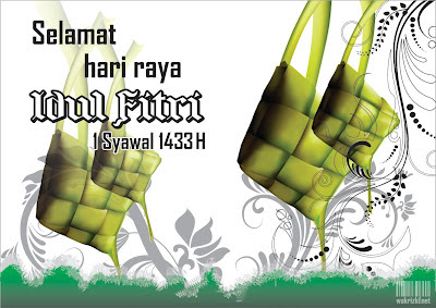 SMS Ucapan Idul Fitri 1433 H