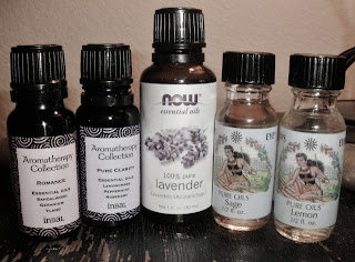 Aromatherapy Oils