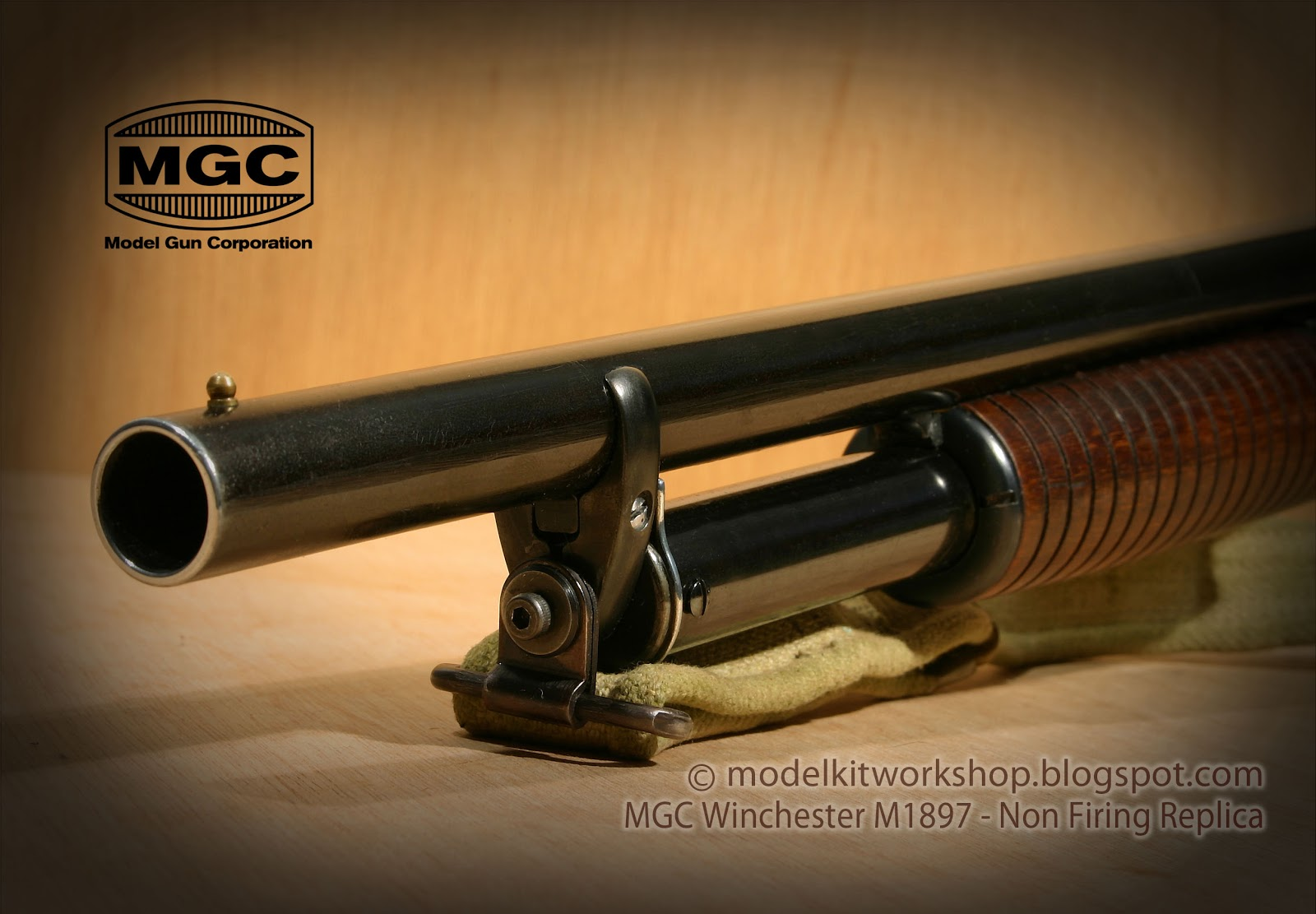 Non Firing Replica Metal Winchester M