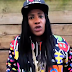 London's Lady Lykez spits fire in the streets
