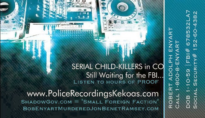 POLICE RECORDINGS with the Kekoas