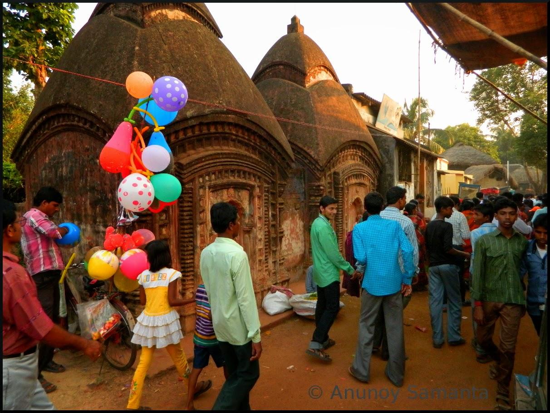 Barabelun Kali Puja and the Village Fair