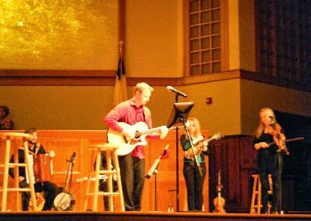 the getty band