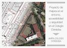 Proyecto de mejora en el entorno, accesibilidad y seguridad en el Colegio Córdoba