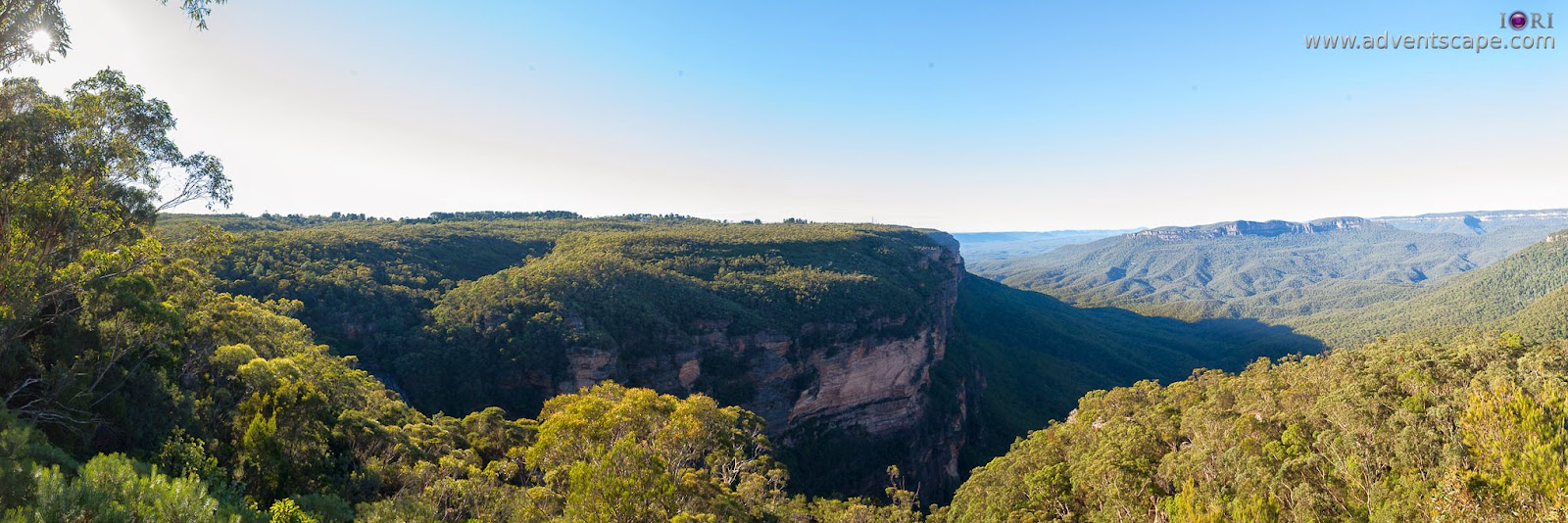 Philip Avellana, iori, adventscape, Wentworth Falls, falls, waterfalls, tourism, hike, track, bush walk, NSW, New South Wales, Australia, Katoomba, Wentworth, Australia, Blue Mountains, wentworth falls, lookout