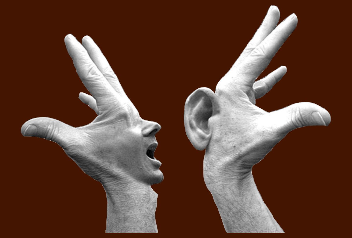 """""""Comunicación por el Oído"""""""