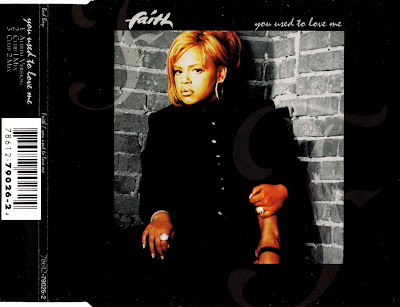 Faith Evans - You Use To Love Me-CDS-1995