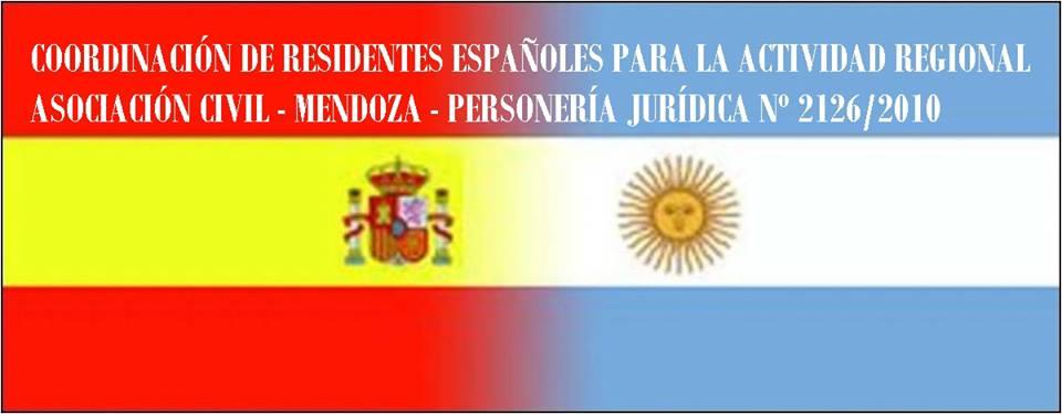 Coordinación de Residentes Españoles para la Actividad Regional
