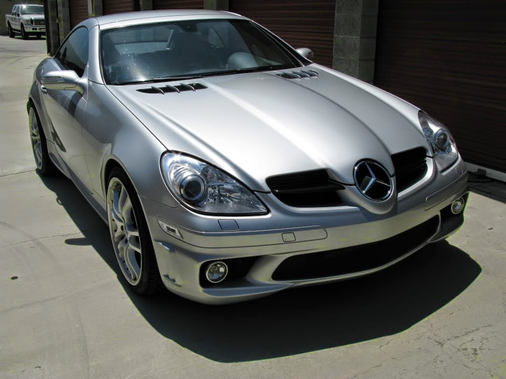 2008 mercedes benz slk55 amg r171 benztuning for Mercedes benz slk 55