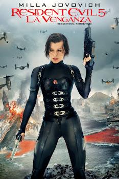 Ver Película Resident Evil 5: Venganza Online Gratis (2012)
