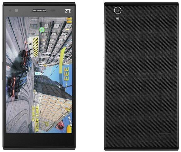 Harga Spesifikasi ZTE Blade Vec Pro terbaru 2015