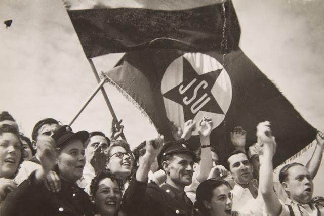 5 de agosto:  56 jóvenes fusilados de la JSU