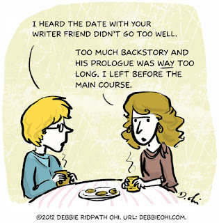 Dating writers