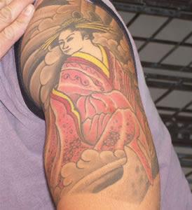 Tattoos no Braço