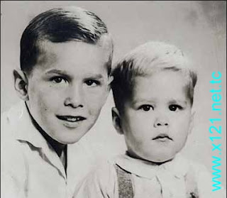 George W Bush Childhood Pictures