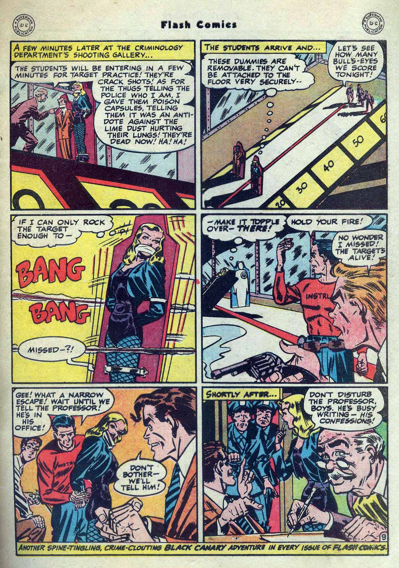 Flash Comics Issue #104 #104 - English 49