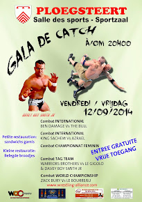 PLOEGSTEERT CATCH 12 SEPTEMBRE 2014