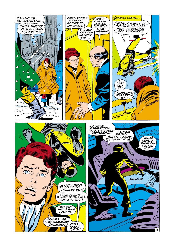 Captain America (1968) Issue #115 #29 - English 13