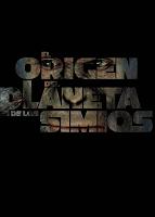 Cartel de la película El origen del planeta de los simios