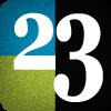 23 Badge